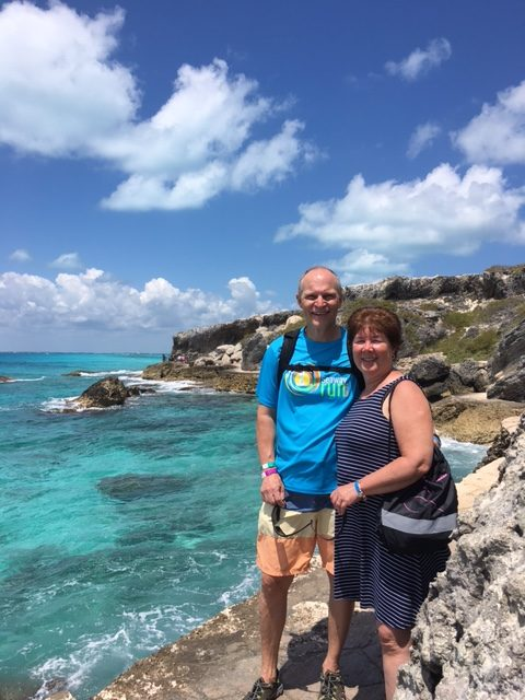 An Ostomate's Tropical Travel… all with my StomaCloak!